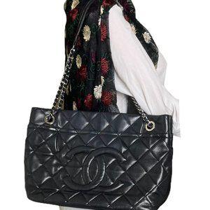 🦄✨AUTHENTIC✨🦄 Black Chanel tote